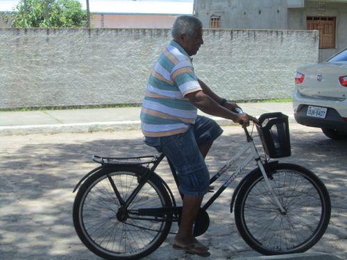 Sr. Digo de bici