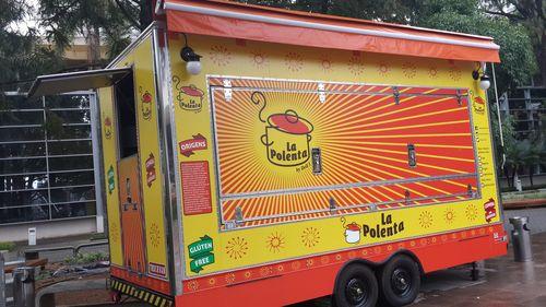 Truck polenta